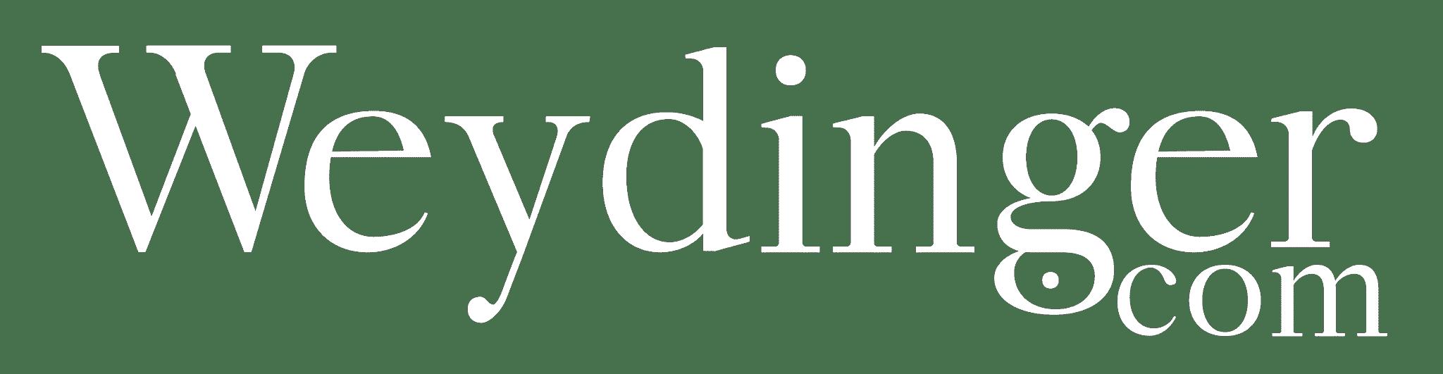 Weydinger Blog